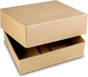 cutii cu capac din carton
